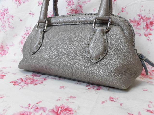 美品◆高級本物◆フェンディ バッグ セレリア ◆14828_画像2