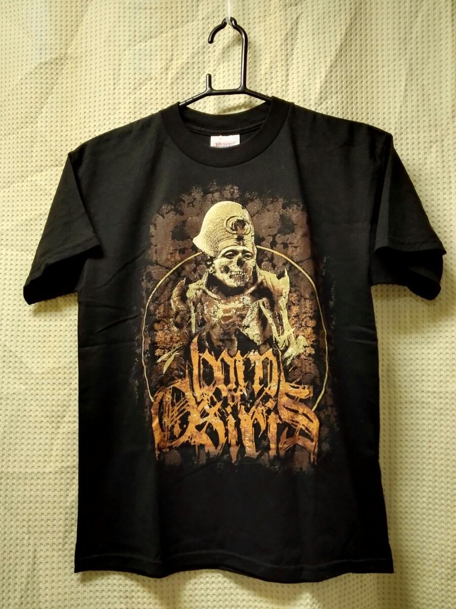 08 バンドTシャツ ボーンオブオシリス 地獄への片道切符