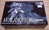 未組立 パーツ未開封 Effects Wings 1/144 Avalanche Exia&Astraea キット