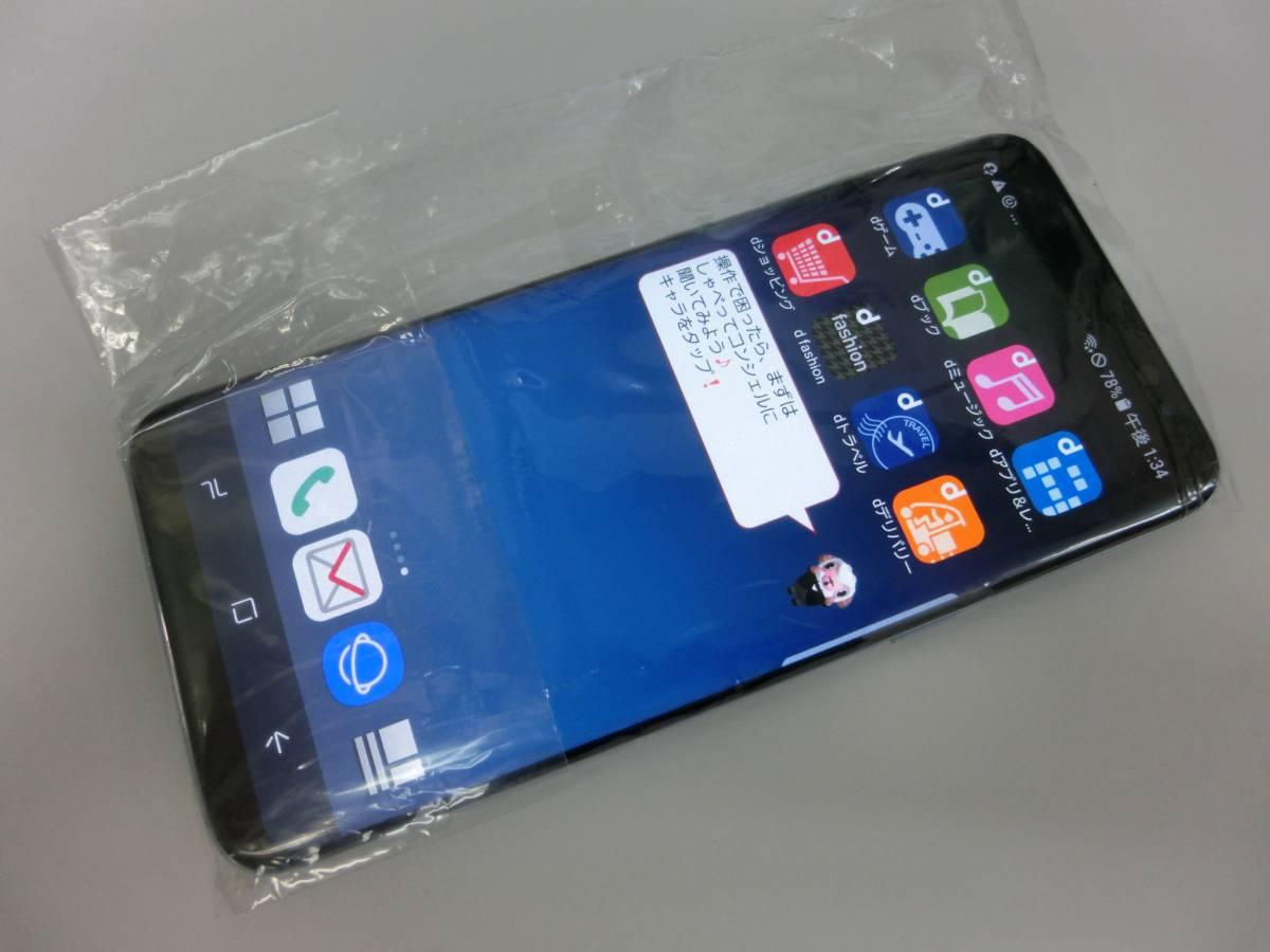 ◆新品◆ SAMSUNG GALAXY S8 SC-02J ブルー ドコモ ジャンク