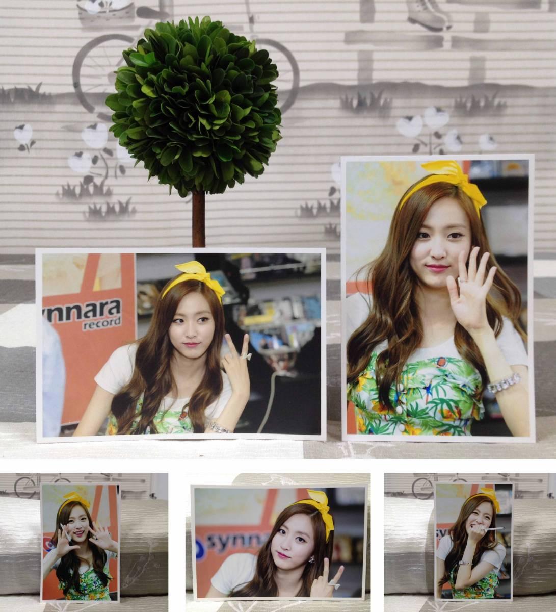 BESTie★ヘリョン★2014.8月 ファンサイン会-YongSan★FC生写真25枚