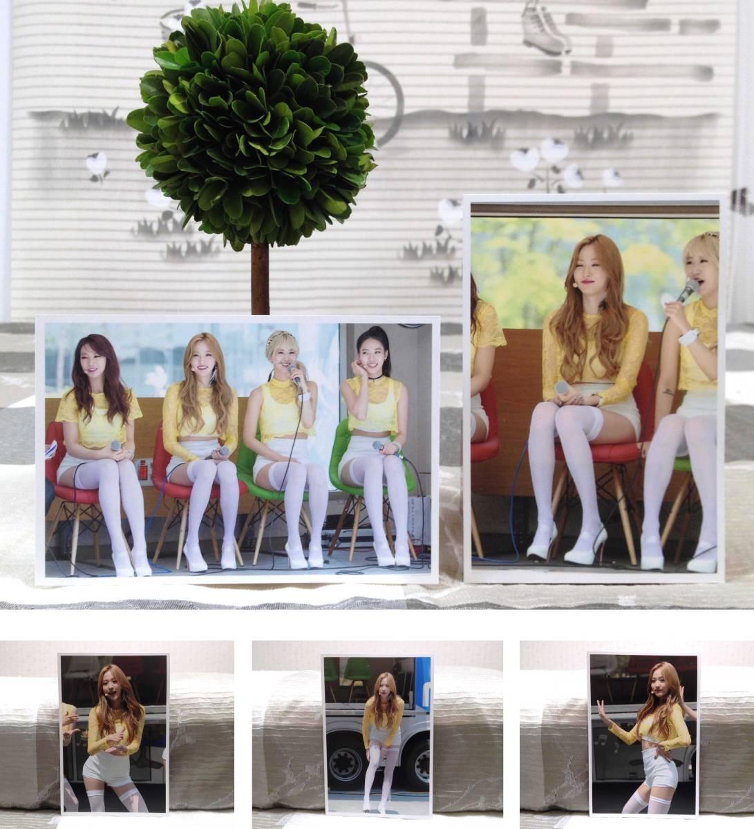 BESTie★ヘリョン★2015.5月 EXCUSE-ME ゲリラ コンサート★FC生写真35枚