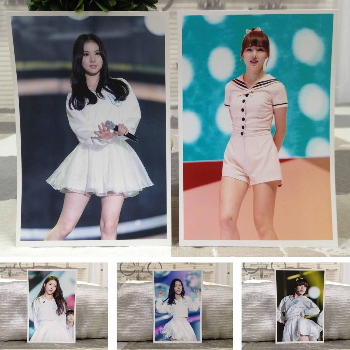 GFRIEND★ヨジャチング★2015年 SBS歌謡大祭★韓国 FC生写真25枚