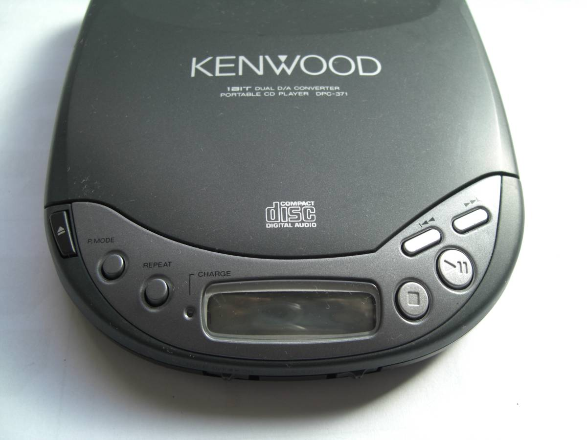 KENWOOD Disc DPC-371 NO70403797_画像1