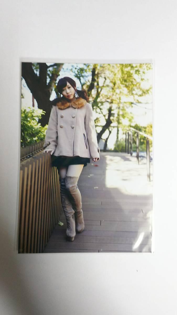 楠田亜衣奈 くっすん 公式生写真 コート衣装