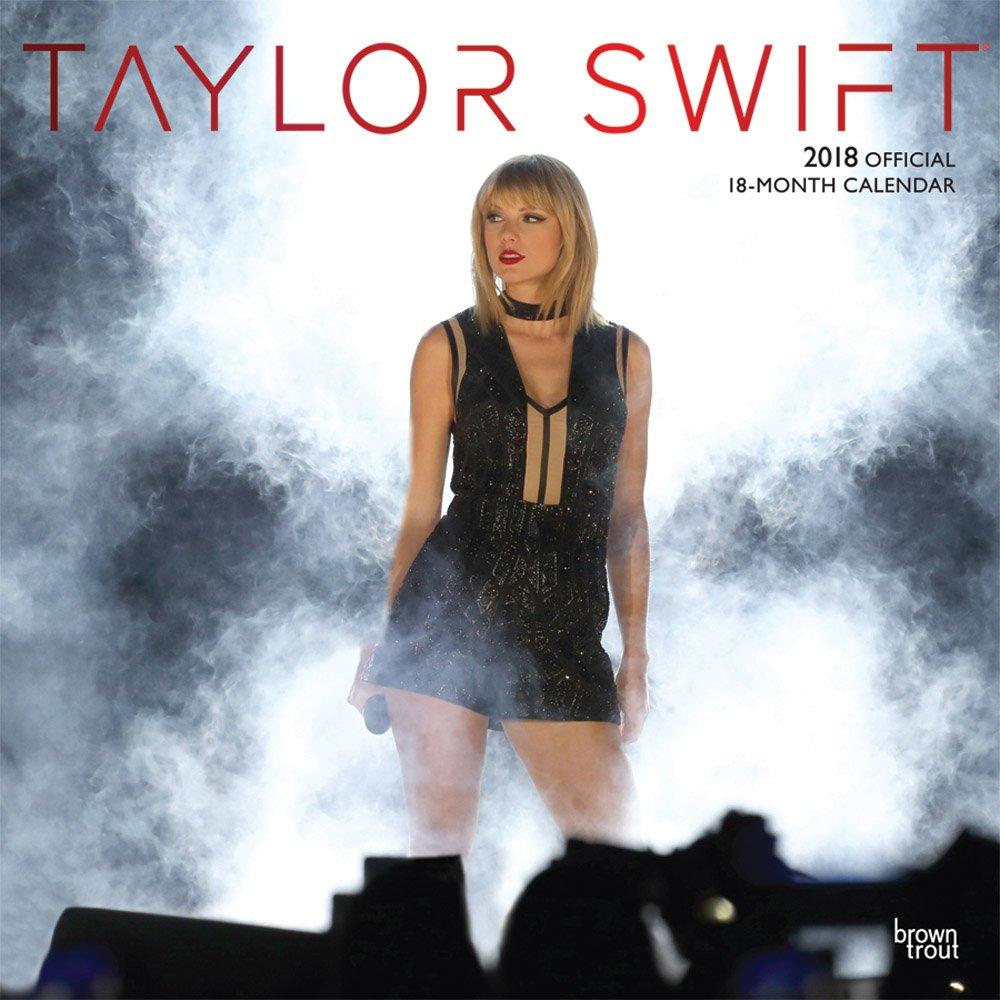 ★新品★送料無料★テイラー・スウィフト Taylor Swift★2018 カレンダー