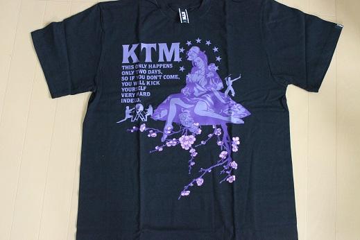 ケツメイシ 春だ二晩!!ケツメイシ祭り!!2日間だけお願いやらせて!! さいたまアリーナ限定 ライブ Tシャツ 新品 グッズ KTM さくら サクラ ライブグッズの画像