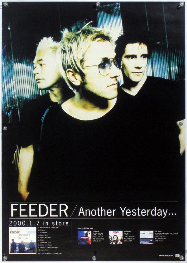 FEEDER グラント・ニコラス タカ・ヒロセ B2ポスター (K23011)