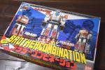 BANDAI バンダイ☆地球戦隊ファイブマン ブラザーコンビネーション スーパーファイブロボ(新品・未使用品)