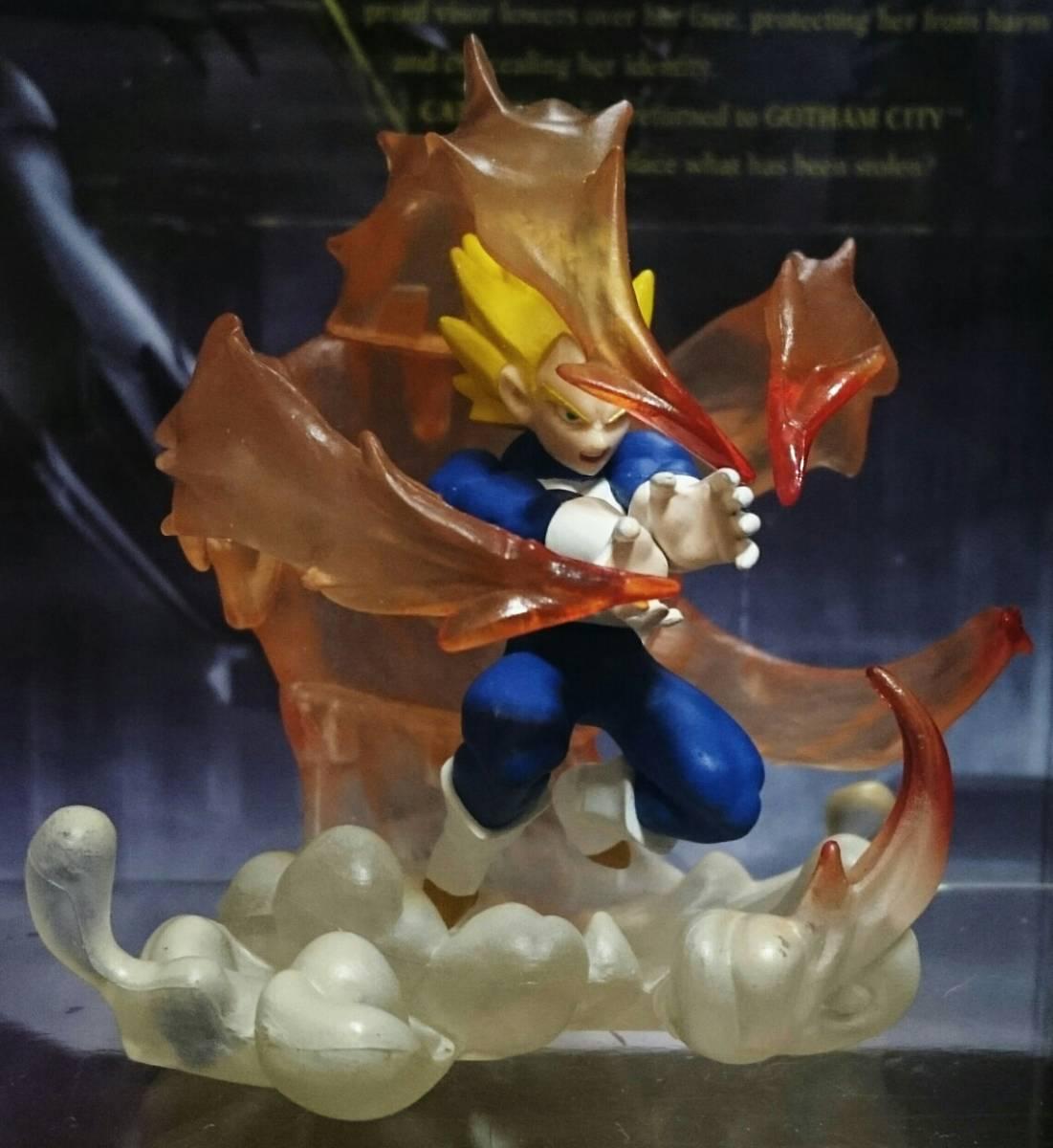 ドラゴンボール べジータ ファイナルフラッシュ ジオラマフィギュア_画像2