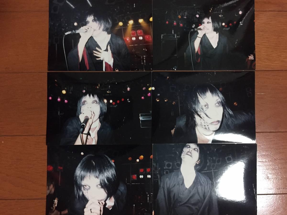 即決☆カリメロ LIVE生写真12枚セット 送料込み☆heidi. jully(ジュリィー) ヴィドール MUCC(ムック) merry 人格ラヂオ
