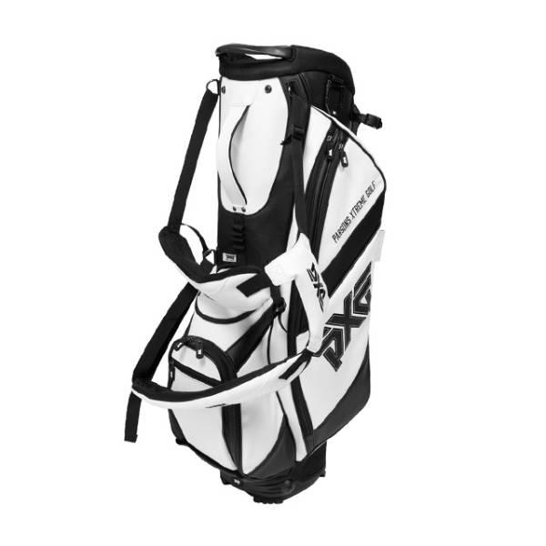 レア PXG 2017年 最新モデル Black&White スタンドバッグ