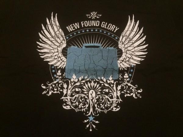 NEW FOUND GLORY Tシャツ M summer sonic 2017