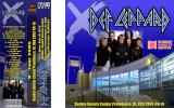 Def Leppard 2003-08-16 Dunkin Donuts Center 2CD 帯 初音源!?