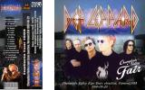 Def Leppard 1999-08-29 Champlain Valley Expo 2CD 帯 初音源!?