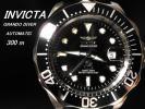 【1円】INVICTAインヴィクタGrand Diverグラウンドダイバー自動巻き防水300mダイビングウォッチ腕時計メンズ輸入モデル新品21Jewels