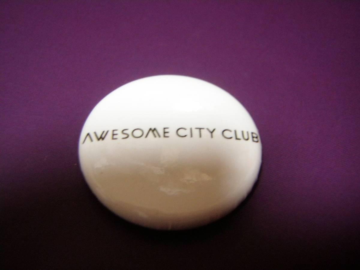RSRライジングサン2017 バッジ Awesome City Club