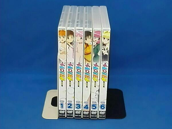 【Book無し】TOLOVEる-とらぶる-DVD1~6巻完結セット グッズの画像