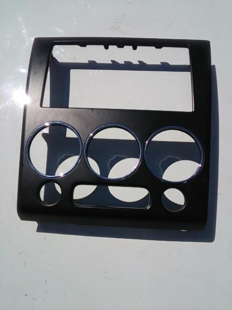 コペンL880K オーディオパネル 爪折れ無し 黒