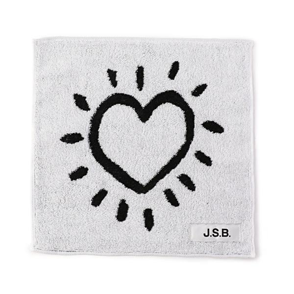 J.S.B. LOVE HEART Hand Towel 三代目J Soul Brothers ハンドタオル