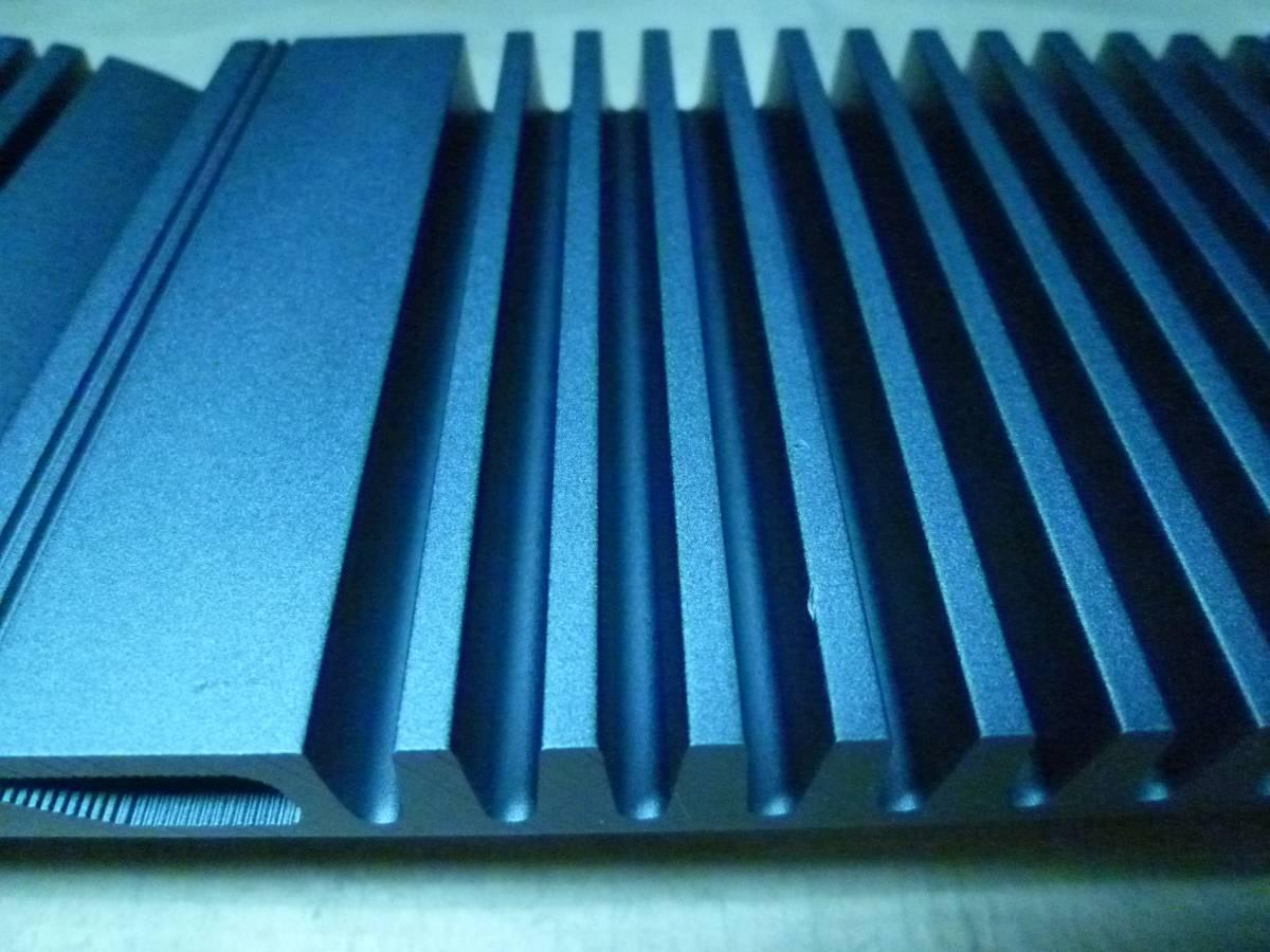アルパイン ALPINE 初代V12シリーズ 超希少アンプ連結カバー / カナレ4S6高級SP-K10m付 / 特別価格 ヤフネコパック 発送486円~_初代V12シリーズの超希少アンプ連結カバー