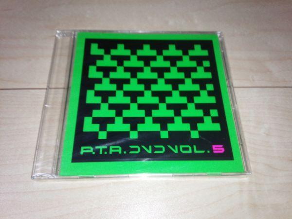 Perfume ファンクラブ限定 PTA vol.5 DVD P.T.A 新品・未開封 送料無料