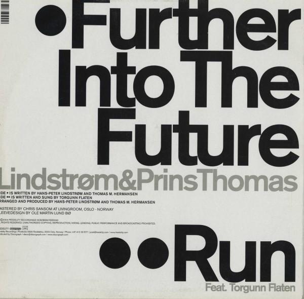 即決(12)FURTHER INTO THE FUTURE/LINDSTROM & PRINS THOMAS