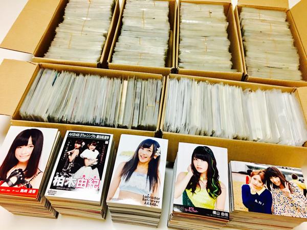☆AKBグループ 【約10000枚 】L判生写真 超大量まとめ AKB48 SKE48 HKT48 NMB48 24kg