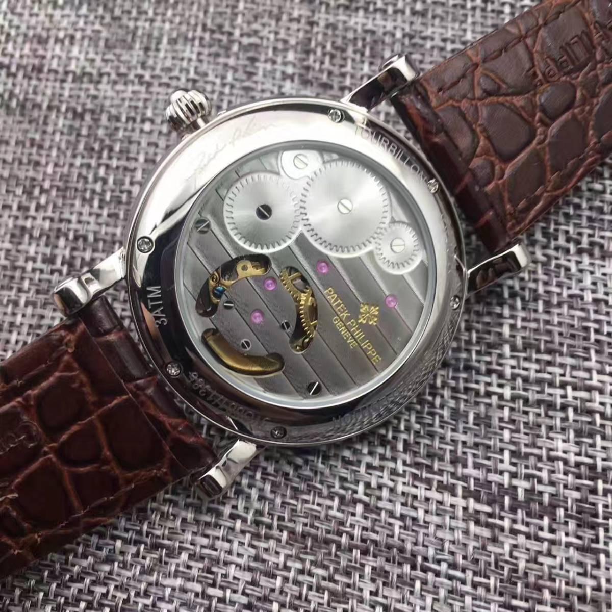 新品 パテックフィリップ Patek Philippe 腕時計 男性用 メンズ 自動巻き ステンレス_画像2