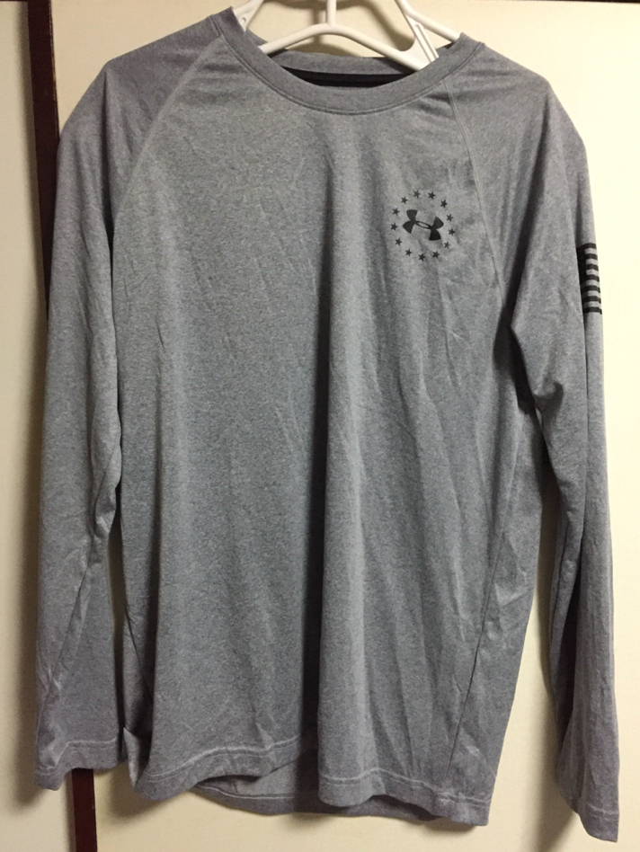 Under Armor Tactical Freedom Tech ロングスリーブ ドライ Tシャツ aor1 seal