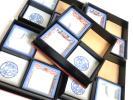 ① 1円 まとめて5箱セット 四季の器 松花堂 重箱 和食器 弁当箱 文化 配達 配膳 盛り付け a2361