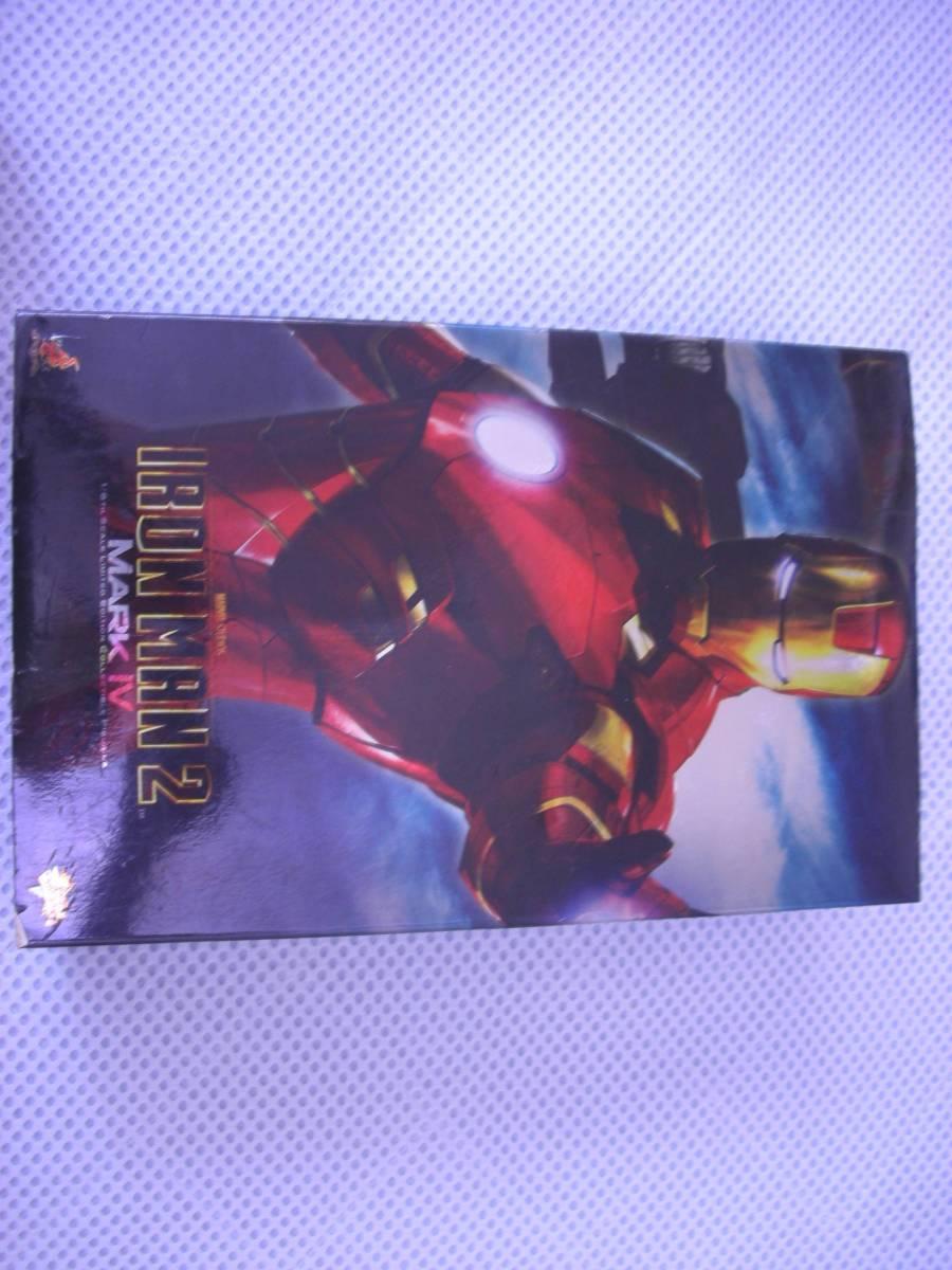 ホットトイズ アイアンマン2 MKV グッズの画像