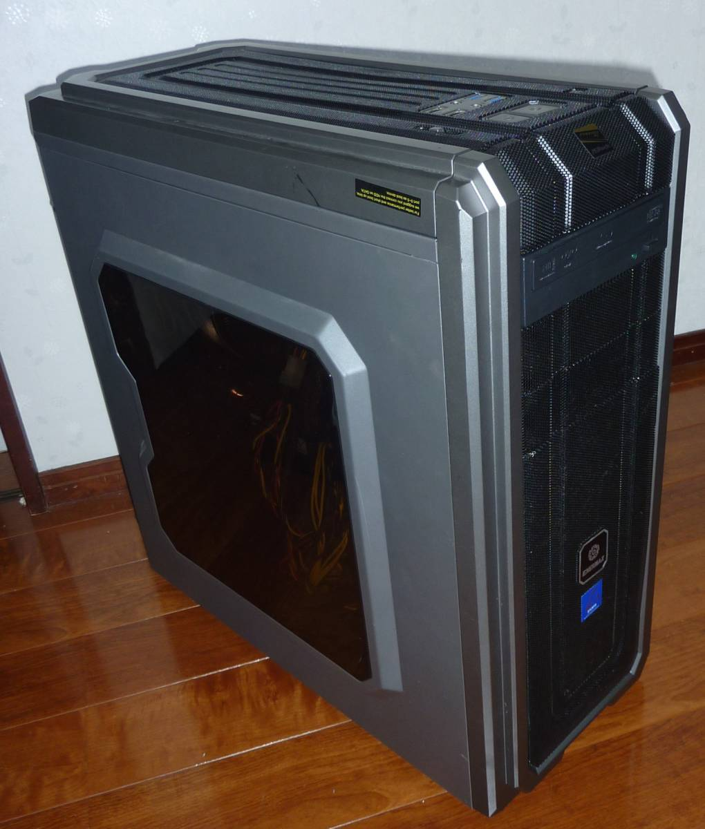WIN10自作パソコンまだまだ現役(中古)