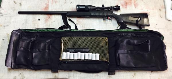 エアガン ライフル MARUZEN APS-2 中古品 ジャンク品