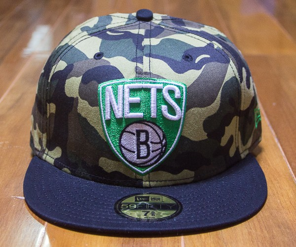 NBA BROOKLYN NETS ブルックリン ネッツ NEWERA ニューエラ キャップ_画像2