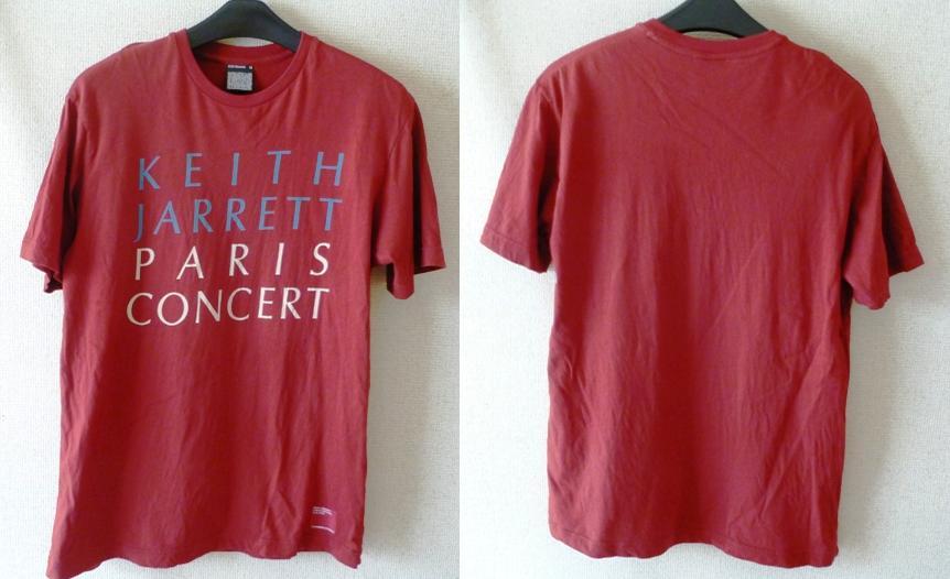 ★即決★【Keith Jarrett】TシャツsizeM