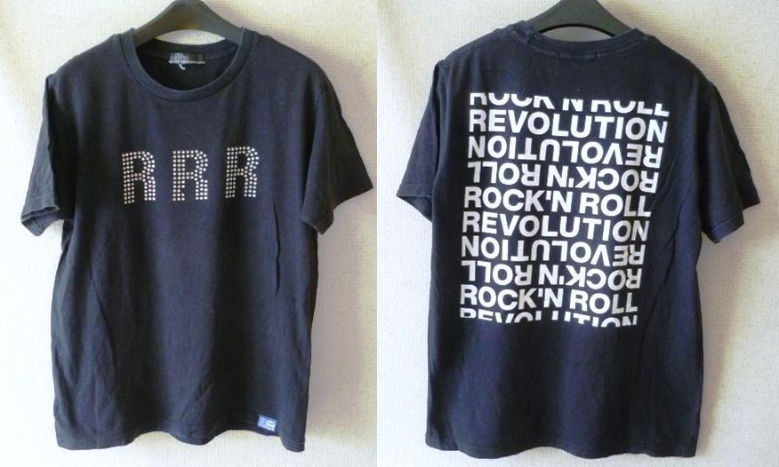 ★SALE★【布袋寅泰】RRR TシャツsizeL ライブグッズの画像