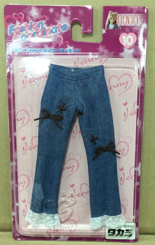 タカラ ジェニー ファッションコーディネート 渋谷CD10