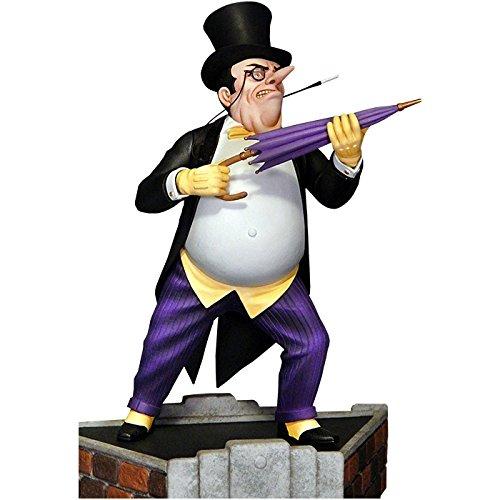 最後の1体 バットマンクラシックコレクション DCコミックス ペンギン(クラシック版) 高さ約29cm レジン製 グッズの画像