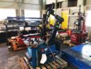 工具 - 1201 中古 タイヤチェンジャー ホフマン MONTY3200A2 サポートヘルパー付 2スピード サポートアーム タイヤ交換 自動車整備機械工具