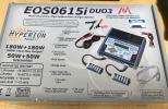 充電器 Hyperion EOS615i DUO3