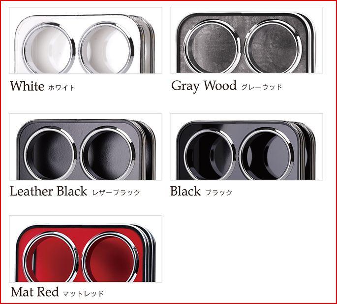 ( LEGANCE ) レガンス NV350キャラバン パーソナルワゴン パーソナルカウンターテーブル ドリンクホルダー 2個 右側のみ 全9色から選択_画像3