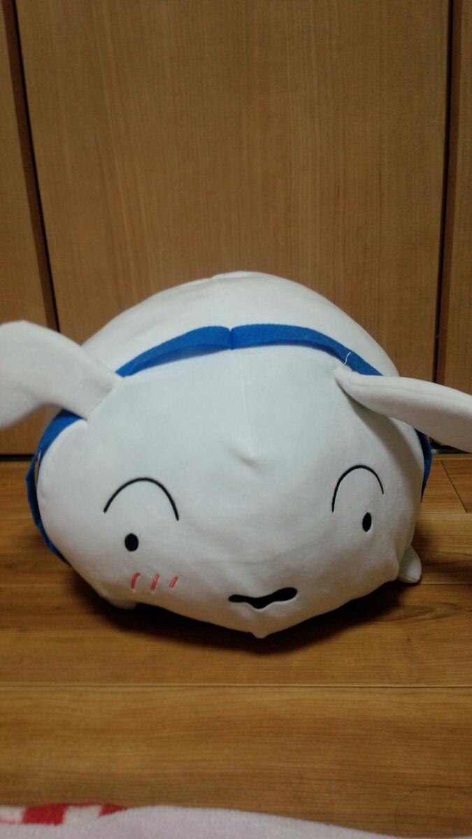 クレヨンしんちゃん☆シロ☆ぬいぐるみ☆コメントから、購入、お願い致します☆ グッズの画像