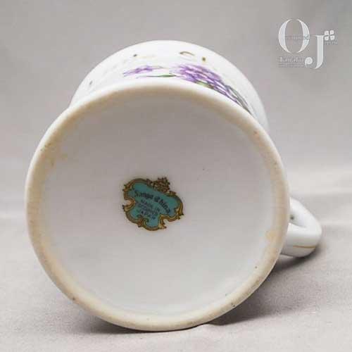 ★シェーバーマグ 三郷陶器 オキュパイドジャパン_画像3