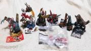 ウルトラ怪獣名鑑 4種 ウルトラマンイマジネーション 3種 フィギュア全7種 セット出品 美品