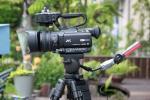 【中古美品】JVC 4K CAM メモリーカードカメラレコー