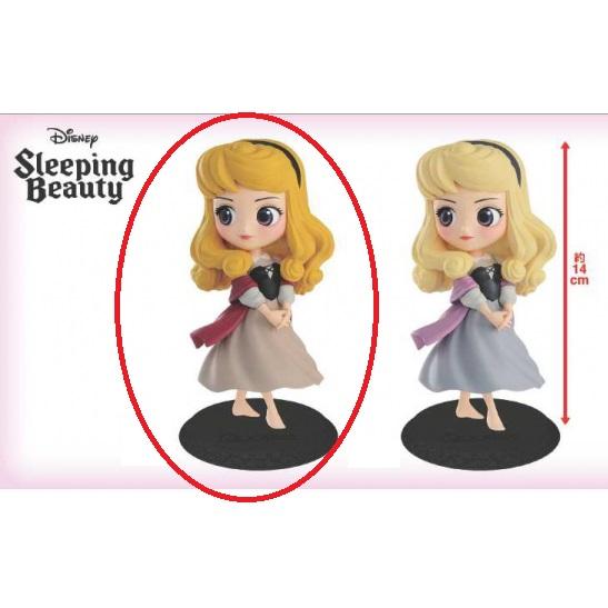 Q posket Disney Characters Briar Rose Princess Aurora オーロラ姫 フィギュア Qposket キューポスケット 12月予約~ ノーマル ディズニーグッズの画像