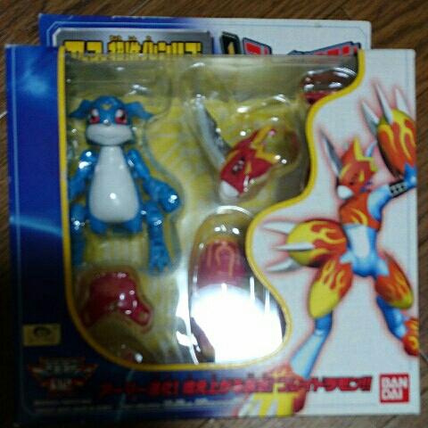 デジモン 超進化シリーズ フレイドラモン フィギュア 美品 グッズの画像