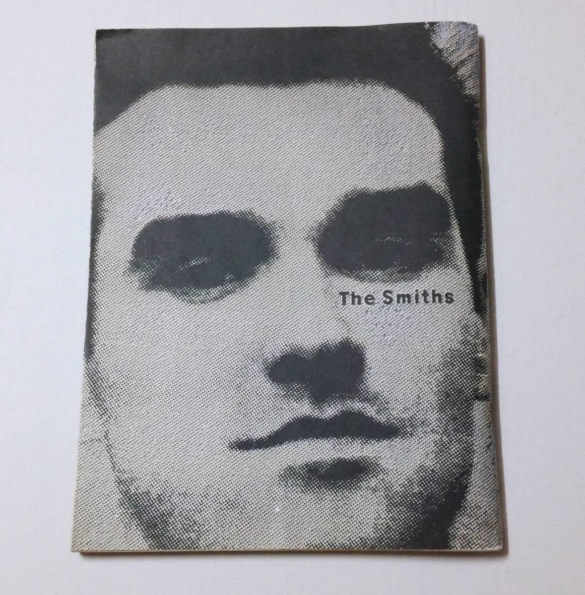 ザ・スミス写真集 The Smiths 「もう誰にも語らせない。」 ロッキンオン morrissey モリッシー ジョニーマー