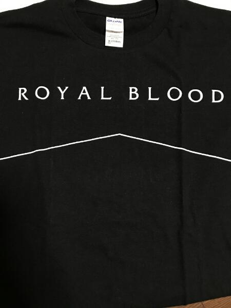ROYAL BLOOD Tシャツ M 新品 サマソニ ロイヤルブラッド